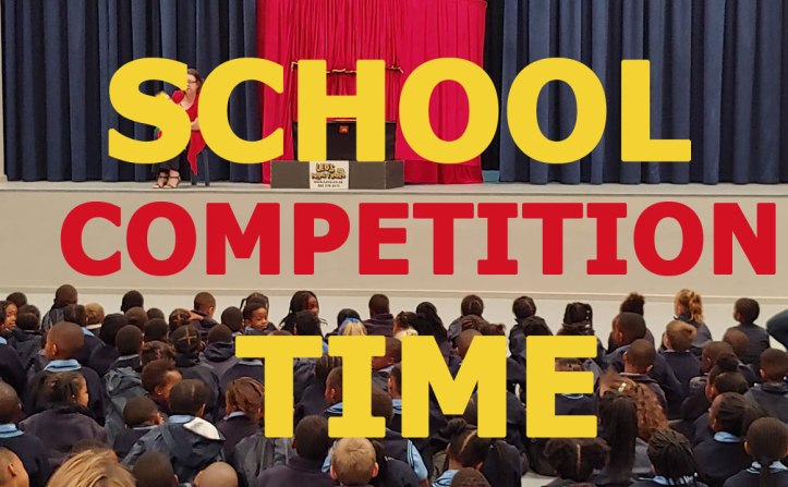 school-competition-time